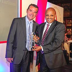 Tewolde Gebremariam Award