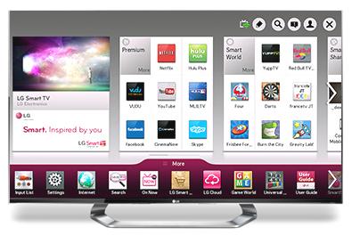 LG HD Smart TV