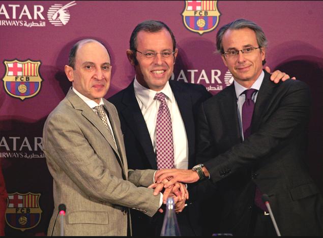 Qatar Airways FCBarcelona