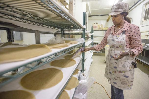 Recipe for Ethiopian flatbread remains a treasured secret