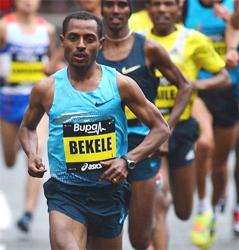 Kenenisa Great Run