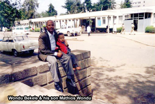 Mathiwos Wondu Ye Ethiopia Cancer Society