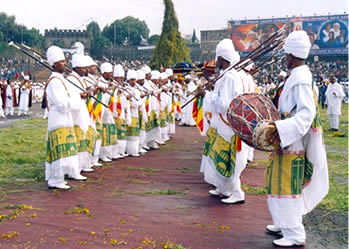 Meskel Celebration