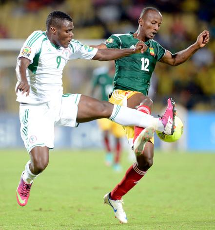 Nigeria Ethiopia