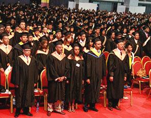 Unity University Graduation