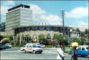 Commercial bank of Ethiopia (CBE)