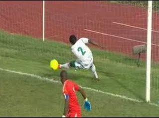 Disallowed Goal