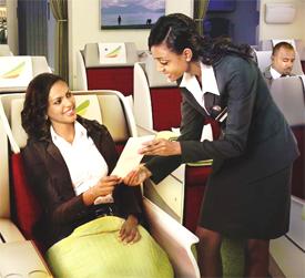 Ethiopian 787 Success