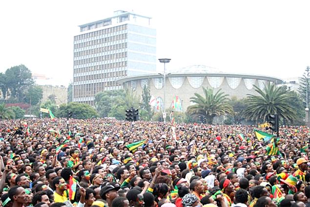 Ethiopia still hopeful for World Cup despite loss