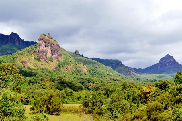 Mount Gujuralle