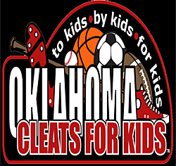 Oklahoma Cleats for Kids