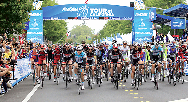 Santa Rosa Attracts World-Class Athletes & Spectators from Across the Globe Area; Thrives As Sporting Event Destination