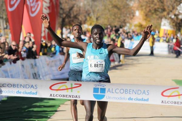 Emmanuel Bett of Kenya (Photo: Miguel Alfambra FUNDACION ANOC)