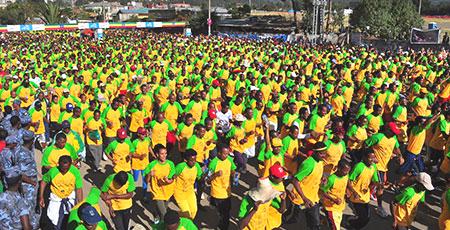 13th edition of Great Ethiopian Run (Photo: CapitalEthiopia.com)
