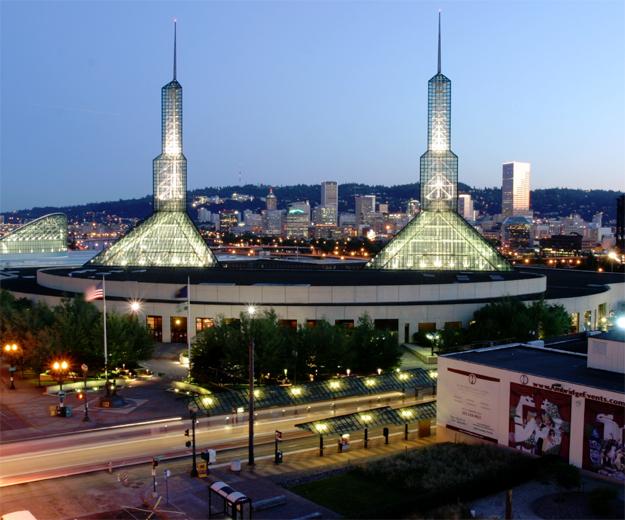 Oregon Convention Center (Photo: wikimedia.org)