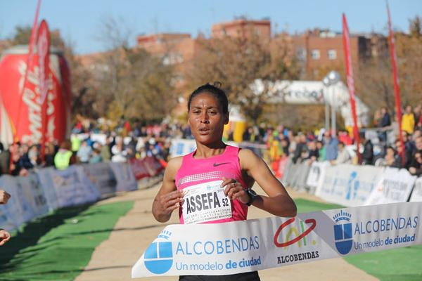 Sofia Assefa (Photo: Miguel Alfambra FUNDACION ANOC)