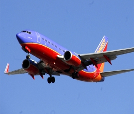 Southwest Airlines Launches Inaugural Flights In Three Cities