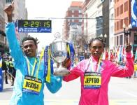 John Hancock Announces Return Of Defending Champions To 2014 Boston Marathon