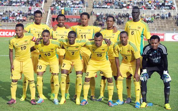 Ethiopia CECAFA 2013