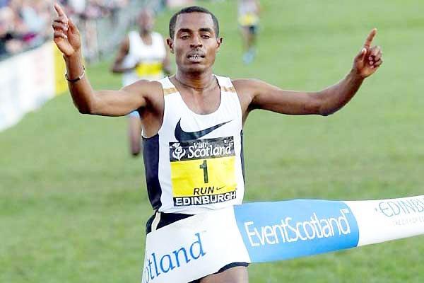 Kenenisa Bekele takes stunning sprint win in Edinburgh (Mark Shearman)