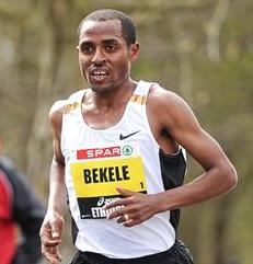 Kenenisa Marathon Debut
