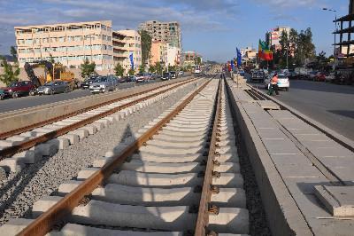 Addis Ababa Light Rail Project