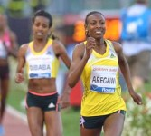 2013 End-of-year Review – Women's 1,500m