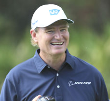 Ernie Els (Photo: adamsgolf.com)