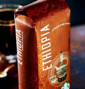 Ethiopian Coffee Starbucks