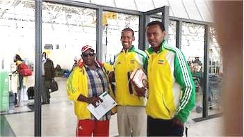 Ethiopian Journalists