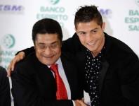 Eusebio and Ronaldo (Photo: .sentragoal.gr )