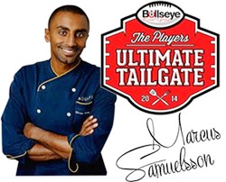 Marcus Samuelsson NFL Tailgate Party