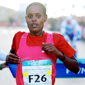 Dubai Marathon: Meselech Melkamu & Meseret Hailu head strong Ethiopian team