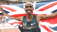 Mo Farah Great North Run