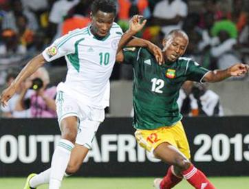 Nigeria vs Ethiopia