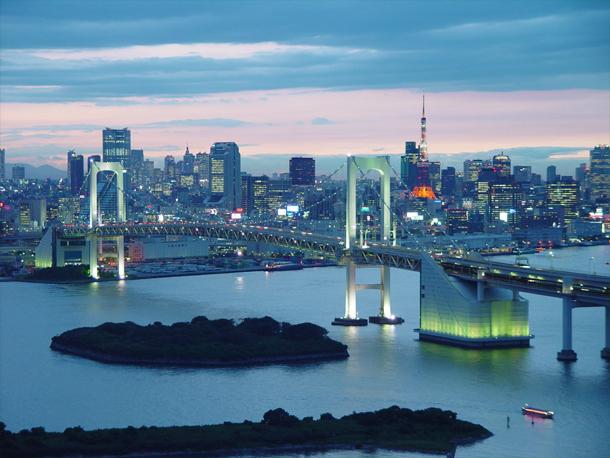 Tokyo (photo: wikimedia.org)