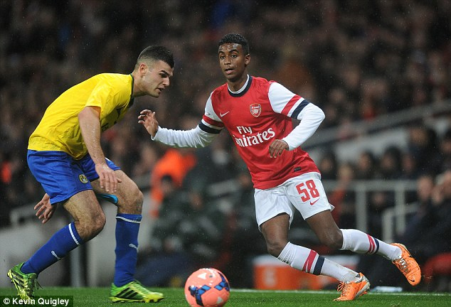 Zelalem Gedion Arsenal Contract2