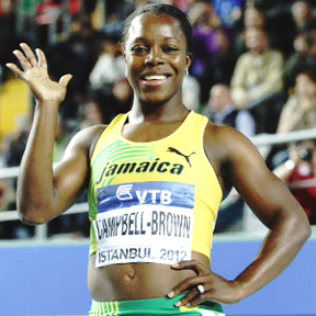Jamaican Campbell-Brown cleared by CAS, to compete in Sopot