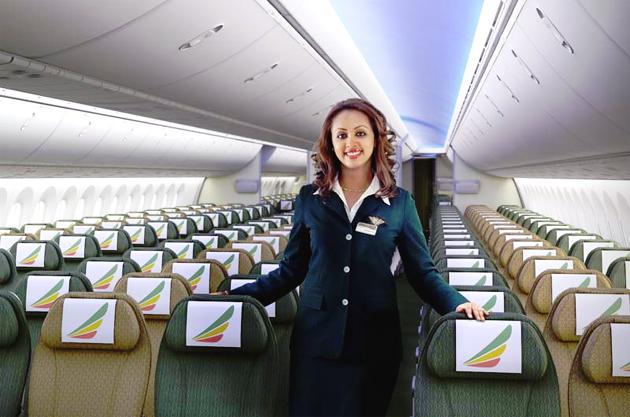 Ethiopian London Flight