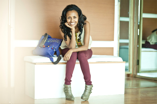 Fikirte Addis (photo: YefikirDesign.com)