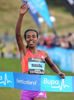 Genzebe Dibaba goes for her third world record