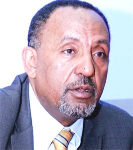 Haileleule Tamiru, Managing Partner of Deloitte Ethiopia