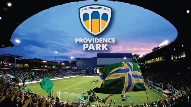 Providence Park (Photo: Courtesy of Timbers.com) -