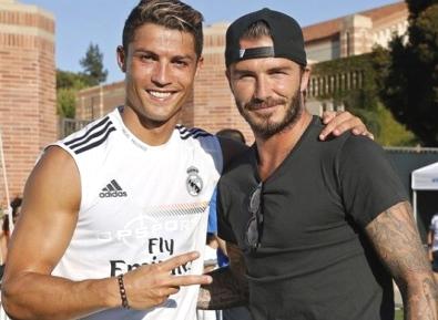 Ronaldo Beckham Miami