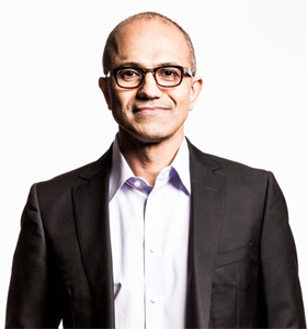 Satya Nadella, Microsoft's new CEO  (Photo: microsoft.com)