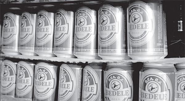 Bedele Can Beer