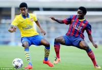 Gedion Zelalem, the young Arsenal midfielder who 'dribbles like Iniesta and passes like Xavi'
