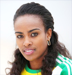 Genzebe Dibaba, Pride of Ethiopia