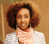 """Ethiopian Fashion Designer Mahlet Afework """"Mafi"""""""