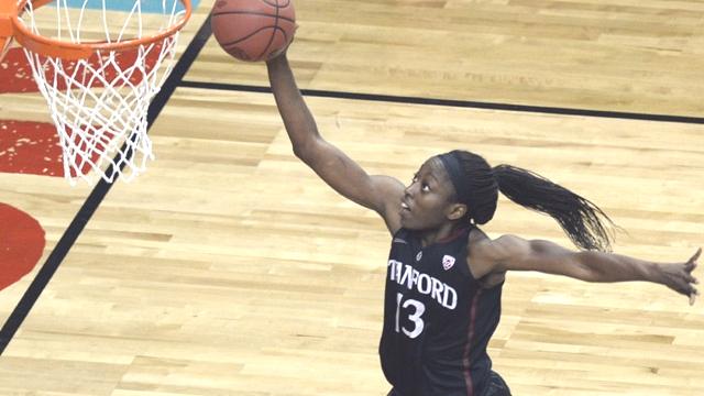 Chiney Ogwumike (Joshua Lindsey | USA TODAY Sports Images) -